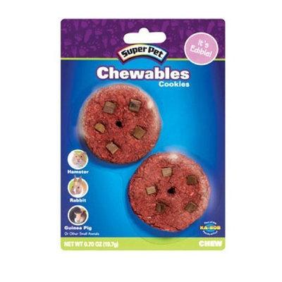 Super Pet Chewables Cookies, 2-Pack