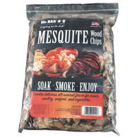 Mr. Bar B Q Mesquite Wood Chips Bundle