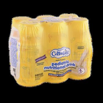 Cottontails Pediatric Nutritional Drink Vanilla Flavor