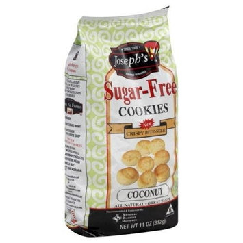 Joseph's Lite Sugar Free Coconut Cookies 11 OZ