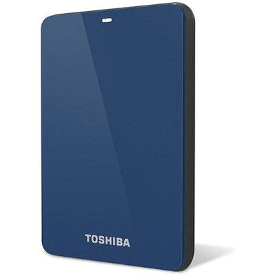 Toshiba Retail Hard Drives Canvio Connect 2TB Blue
