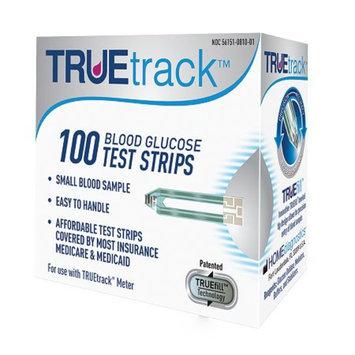 TrueTrack Smart System Blood Glucose Test Strips