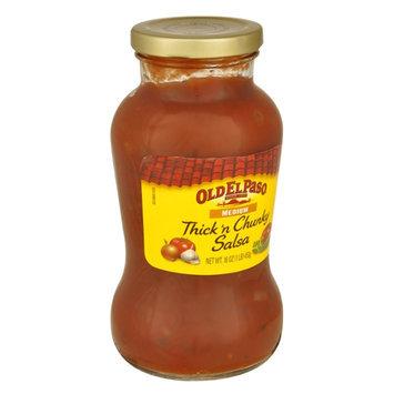 Old El Paso Medium Thick 'n Chunky Salsa