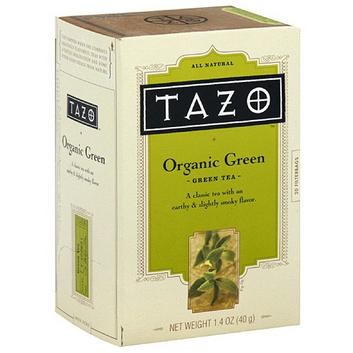 Tazo Organic Green Tea