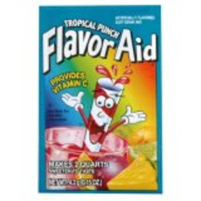 Flavor Aid Tropical Punch Drink Mix Packet (.15 oz.)