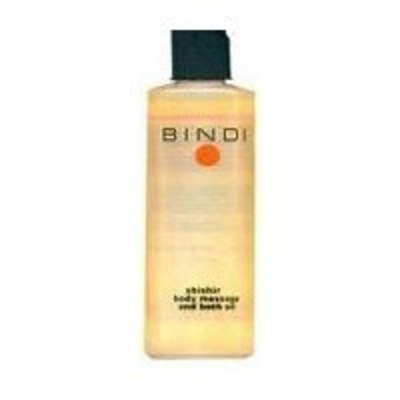 Bindi Premium Essential Herbal Massage And Body Oil -- 8 fl oz