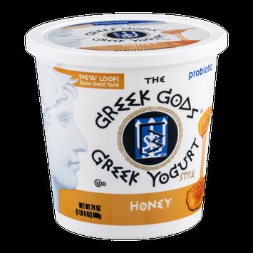The Greek Gods Greek Yogurt Style Honey