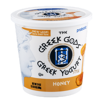 The Greek Gods Greek Yogurt Style Honey