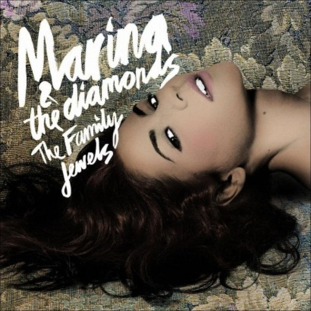 Aec Marina and The Diamonds-The Family Jewels