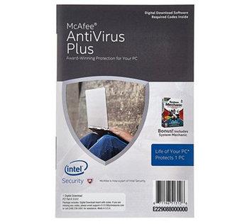 Lifetime McAfee AntiVirus Plus Life of PC - One PC