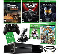 Microsoft Corp. Xbox One 500GB Gears of War Bundle with 3 Game Voucher & accessories