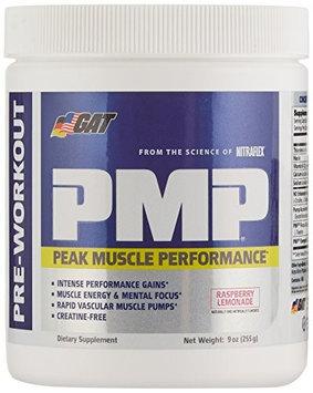 GAT PMP (Peak Muscle Performance), Next Generation Pre Workout Powder for Intense Performance Gains