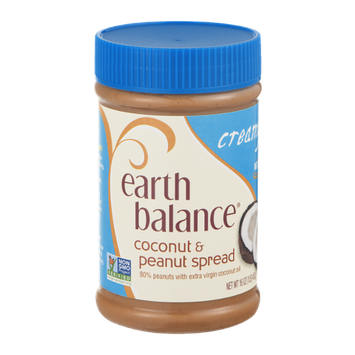 Earth Balance Coconut & Peanut Spread Creamy