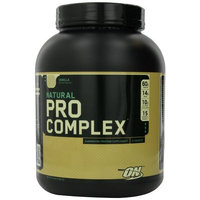 Optimum Nutrition Natural Pro Complex, Vanilla, 4.6 Pound