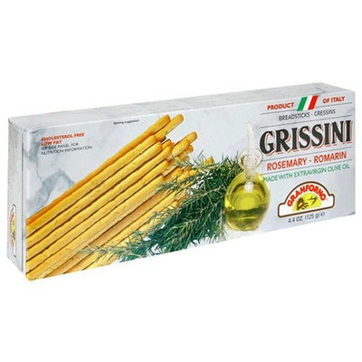 Granforno Breadsticks, Rosemary, 4.4-Ounce Boxes (Pack of 12)