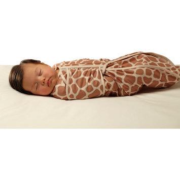 Fisher-Price Giraffe Swaddle Cinch Blanket
