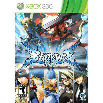 Aksys BlazBlue: Continuum Shift (Xbox 360)