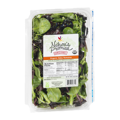 Ahold Nature's Promise Organic Baby Romaine
