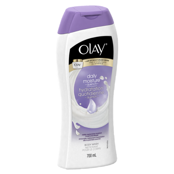 Olay Daily Moisture Quench Moisturizing Body Wash 23.6 Oz