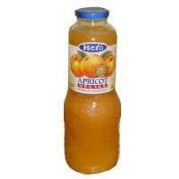 Hero, Preserves, Apricot Nectar, 6/33.8 Oz