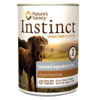 Nature's Variety Instinct Nature's VarietyA InstinctA Limited Ingredient Diet Dog Food