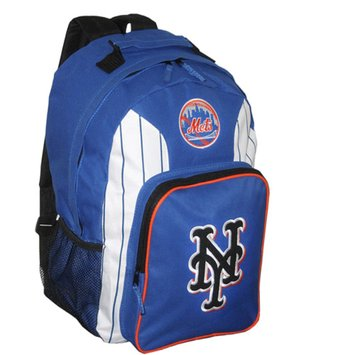 CONCEPT ONE MLB New York Mets Team Color Backpack - School Supplies