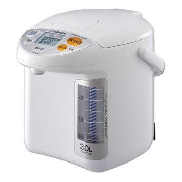 Zojirushi Micom Panaorama Window Electric Hot Water Boiler and Warmer, 9.07 H x 11.88 W x 10 D