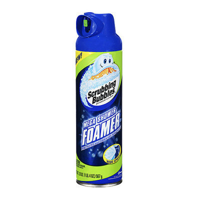 Scrubbing Bubbles Mega Shower Foamer Bathroom Cleaner