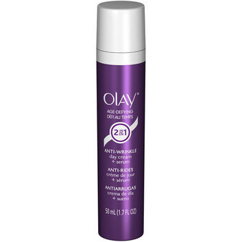 Olay Age Defying 2-in-1 Anti-Wrinkle Day Cream & Serum Face Treatment