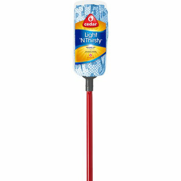 O-Cedar Light 'N Thirsty®Cloth Mop