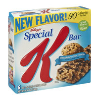 Kellogg's Special K Chocolatey Chip Cookie Cereal Bar - 6 CT