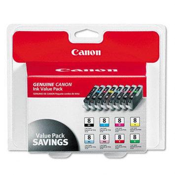 Canon CLI-8 8 Color Multipack - ink tank - black