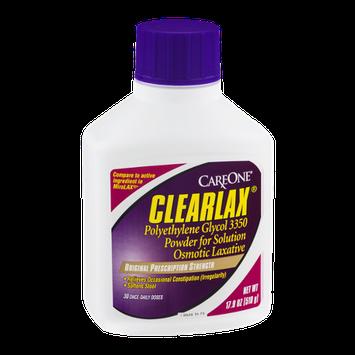 CareOne Clearlax Original Prescription Strength