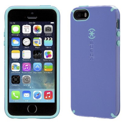 Speck Products Speck CandyShell Cell Phone Case for iPhone 5/5s - Blue/Purple (SPK-
