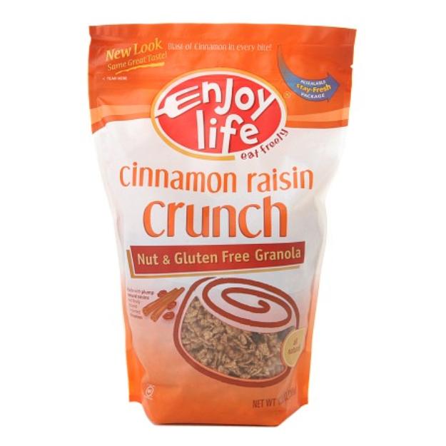 Enjoy Life Nut & Gluten Free Granola