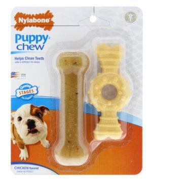 Nylabone Bone Set Puppy Toy