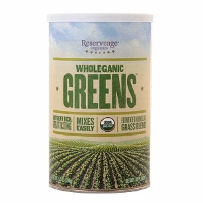 ReserveAge Organics Wholeganic Greens