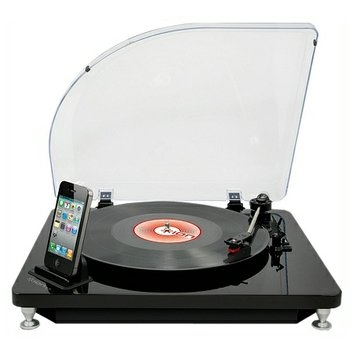 ILP Digital Conversion Turntable for iPad