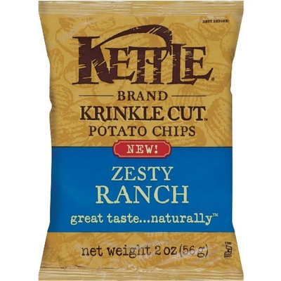 Kettle  Brand® Krinkle Chips Zesty Ranch