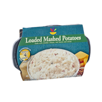 Ahold Loaded Mashed Potatoes