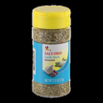 Ahold Garlic Herb Seasoning Salt-Free