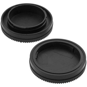 Vivitar Body & Rear Lens Cap for Canon EOS