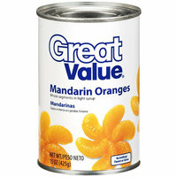 Great Value : Mandarin Oranges