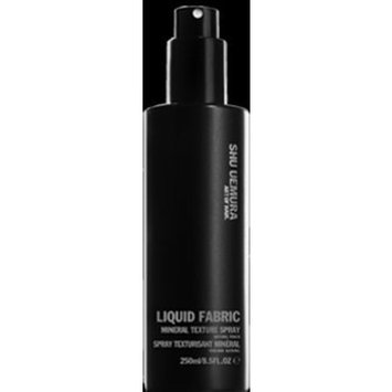 Liquid Fabric Mineral Texture Spray Unisex by Shu Uemura, 8.5 Ounce