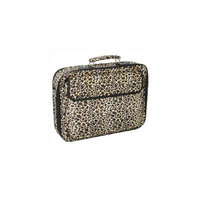 All-Seasons 812010-168 17 inch Laptop Computer Case, Leopard