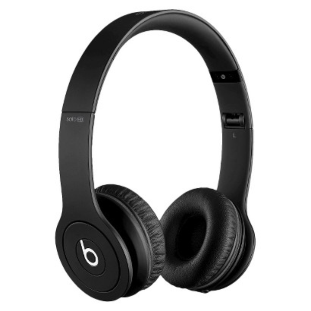 BEATS by Dr. Dre Beats by Dre Solo HD Drenched in Black