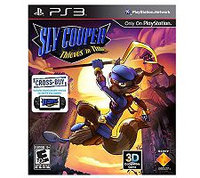 Sony Sly Cooper Thieves in Time
