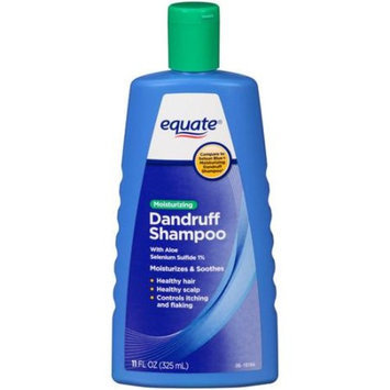Equate Moisturizing Dandruff Shampoo, 11 fl oz