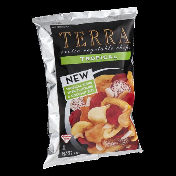 Terra Exotic Vegetable Chips Tropical