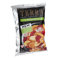 Terra Exotic Vegetable Chips Tropical